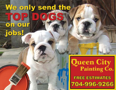 Queen City Painting | Exterior And Interior Painting Charlotte NC |  Commercial Painting